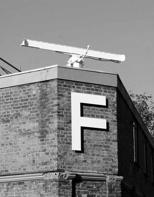 Building F - Hackney Studios and Workspace, Annexed.